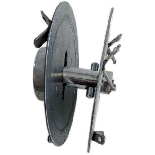 MA-019 Mannequin Leg Metal Flange Connector