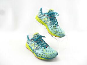 New Balance Women's RC 1400 V2 Mesh Running Shoes Teal Blue Green ...