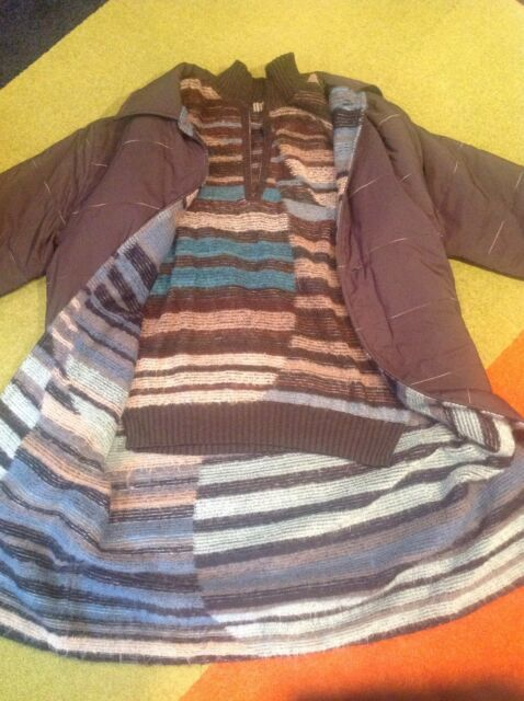 MISSONI SPT -MOHAIR & WOOL -1/2 ZIP PULLOVER SWEATER - EURO 52/LARGE