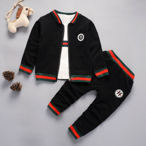 Children/'s clothing suit Cotton products for Boys and girls set Kids sets