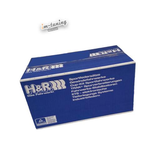 H/&R Federn für VW Sharan 09//10/> mit ABE Tieferlegung 28933-1A
