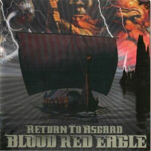BLOOD-RED-EAGLE-RETURN-TO-ASGARD-CD