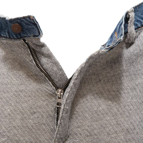 Carlos Tuta denim Men 8206r Pant Pantalone Grigio Uomo People gfFvqz