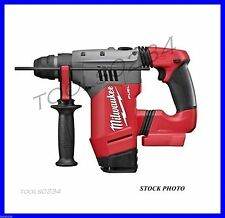 "New Milwaukee 2715-20 M18 Cordless 1-1/8"" SDS Plus Rotary Hammer Drill Tool Only"