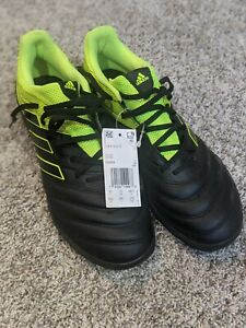 Adidas-Copa-19-3-TF-Turf-Soccer-Cleats-Black-Mens-Size-10-1-2-US