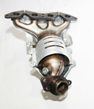 APDTY 18160-PLM-A00 Exhaust Manifold And Catalytic Converter Complete Assembly Replaces Honda 18160PLMA00 18160PLMA50