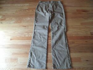 Classic Old West styles wheat pants 32