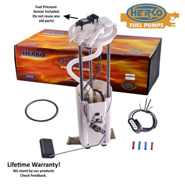 Safari E3940M MU1782 MU109 New Herko Fuel Pump Module Assembly For 97-99 Astro