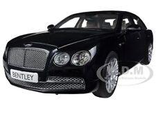 Bentley Flying Spur W12 Onyx Black 1/18 Diecast Model Car by Kyosho 08891 NX