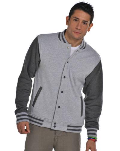 FV001 FDM Unisex Varsity Jacket