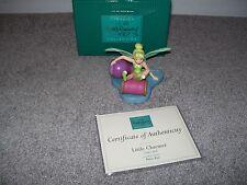Walt Disney Cassics Tinkerbell Clochette Little Charmer New In Box With COA