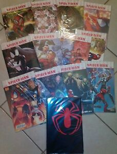 Ultimate-Comics-spiderman-1-1v-2-3-4-6-7-11-12-14-14v-15-16-17-18-prezzo-x-albo