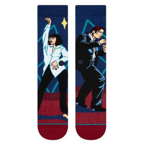 1 Paire Stance Foundation Everyday Light Cushion Chaussettes I Want to Dance