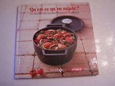 QU ' EST - CE QU ' ON MIJOTE , RECETTES DE COCOTES SIMPLES ET ORIGINALES .