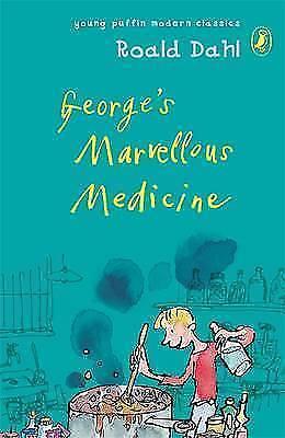 George's Marvellous Medicine by Roald Dahl (Paperback, 2007)