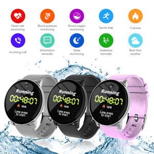 LEMFO-W8-heart-rate-monitor-Podometre-etanche-smartwatch-Montre-Intelligente