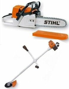 battery operated childrens stihl chainsaw brushcutter. Black Bedroom Furniture Sets. Home Design Ideas
