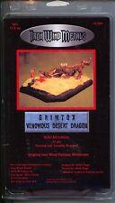Rsl Partha Grimtox Venemous Desert Dragon MINT IWM