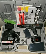 Senco Duraspin 144v Ds202 14v Cordless Drywall Screw Gun Charger Extr Battery