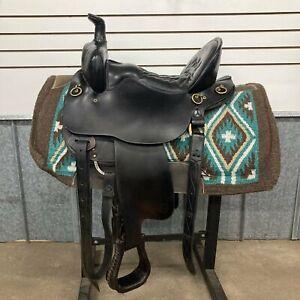 "16"" Tucker Trail Saddle"