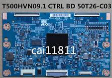 "New T500HVN09.1 CTRL BD 50T26-C03 T-Con Board Samsung 50"" TV W/ Cable US SHIP"