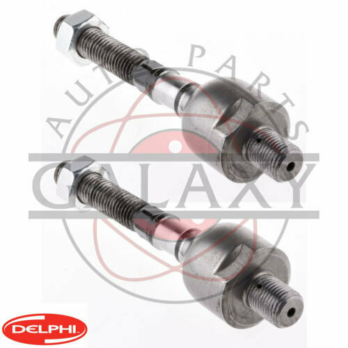New Delphi Replacement Front Inner Tie Rod Ends Pair For Volvo S80 1999