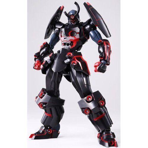 Bandai súper Robot Chogokin Anti-gurren Lagann figura de acción