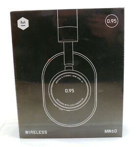 Master-amp-Dynamic-MW60B-95-Leica-0-95-Wireless-Bluetooth-Headphones-black-NEW