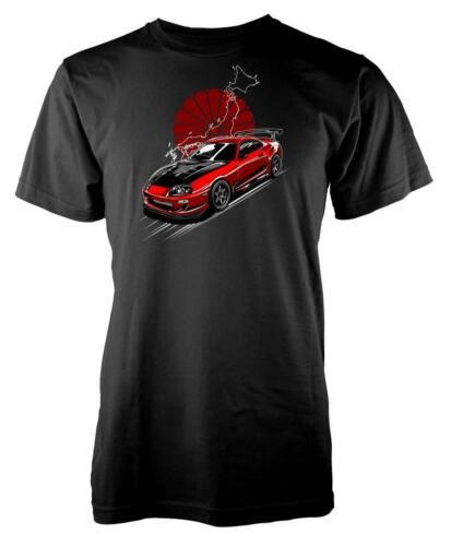 Supra JDM Custom Car Kids T Shirt