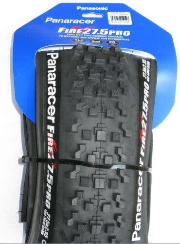 "Panaracer Fire PRO 650B 27.5/"" X 2.35/"" Bike Tire MTB Light Folding Tubeless Ready"