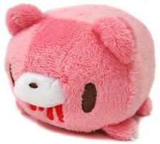Taito Gloomy Bear Cute Lay Down Stackable 5'' Mascot Plush ~ Pink TA33100