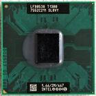 CPU Intel Core Solo Mobile T1300 1.66/2M/667 SL8VY processore socket M - 478