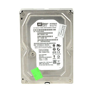 HP-Western-Digital-Caviar-SE-WD1600AAJS-3-5-034-160GB-7200RPM-SATA-3Gb-s-8MB-HDD