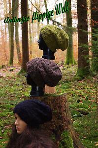 Wollmütze Beanie Warme Winter Mütze Kopfbedeckung Hippie Nepal Wollmütze Lässig