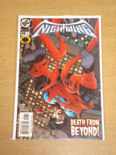 NIGHTWING #48 VOL 2 DC COMICS OCTOBER 2000