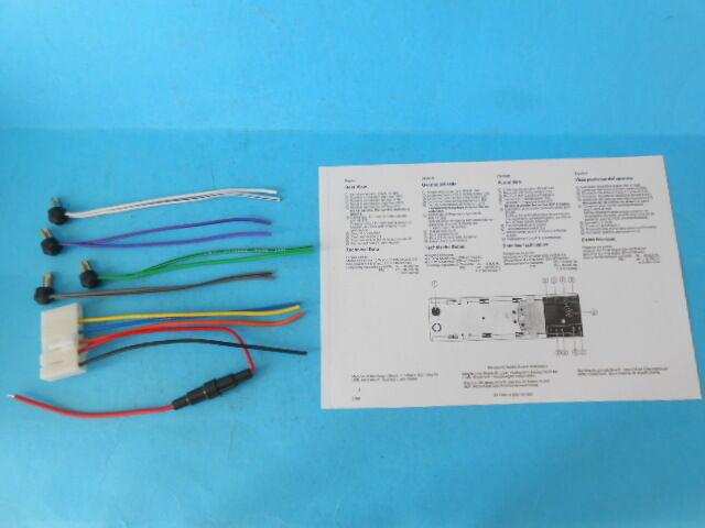 porsche blaupunkt reno 1980s radio sqr 46 47 48 speaker 12v wiring harness plugs Engine Wiring Harness