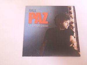Raul-Paz-le-temps-passe-cd-single-1-titre-promo