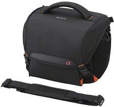 Sony JAPAN Original Soft carrying case Bag LCS-SC8 For SLT-A65V/SLT-A77V/NEX-5N
