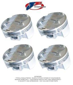 Details about JE Forged Pistons 127642 1986-92 Suzuki GSXR Bandit 1100 81mm  Bore 1216cc Set 4