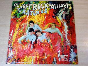 EX-EX-Katch-22-It-039-s-Soft-Rock-amp-Allsorts-1968-Sage-Eros-Stereo-LP-Insert