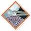 Gunold Stiffy 2040 Soft Cut Away Embroidery Backing Stabiliser 50g White 50cm W