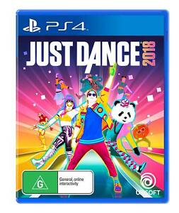 Just-Dance-2018-Music-Dancing-Game-40-Songs-Sony-Playstation-4-PS4-Ed-Sheeran