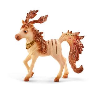Schleich-70530-Marween-039-s-Striped-Foal-Bayala-Mythical-Horse-Toy-Model-2016-NIP