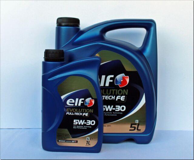 de Berlín ACEITE DE MOTOR ELF Evolution Full-Tech FE 5w30 (DPF) 6 Liter 5w-30