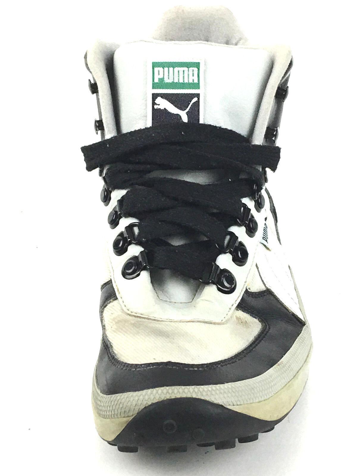 Puma Explorer 348597-01 vaporous grigio nero viola bianca bianca bianca Dimensione US.9 UK.8 EUR.42 ce7f23