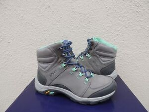 3efd2f971cf Details about AHNU MONTARA III WILD DOVE WATER-PROOF LEATHER HIKING BOOTS,  US 7/ EUR 38 ~NEW