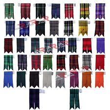 Kilt Flashes Scottish Royal Stewart Tartan + Heavy Buckle Multi Color's New AAR