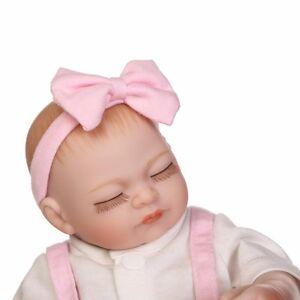 26cm-10-039-039-Lifelike-bebe-Reborn-Doll-Silicone-Vinyl-Newborn-Baby-Girl-Full-Body