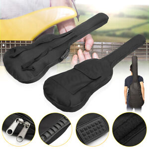 Double-Strap-Padded-Electric-Bass-Guitar-Gig-Bags-Soft-Case-Backpack-For-Gift