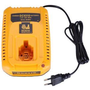 Prise-EuropEEnne-Pour-Chargeur-De-Batterie-Dewalt-DC9310-7-2V-18V-Batterie-N-6P
